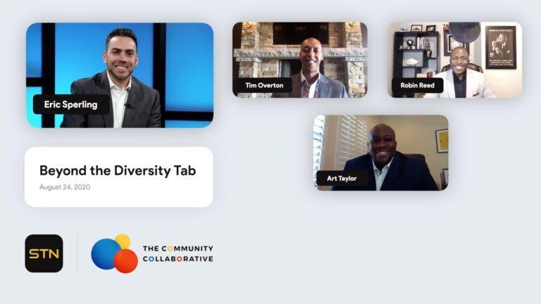 beyond the diversity tab