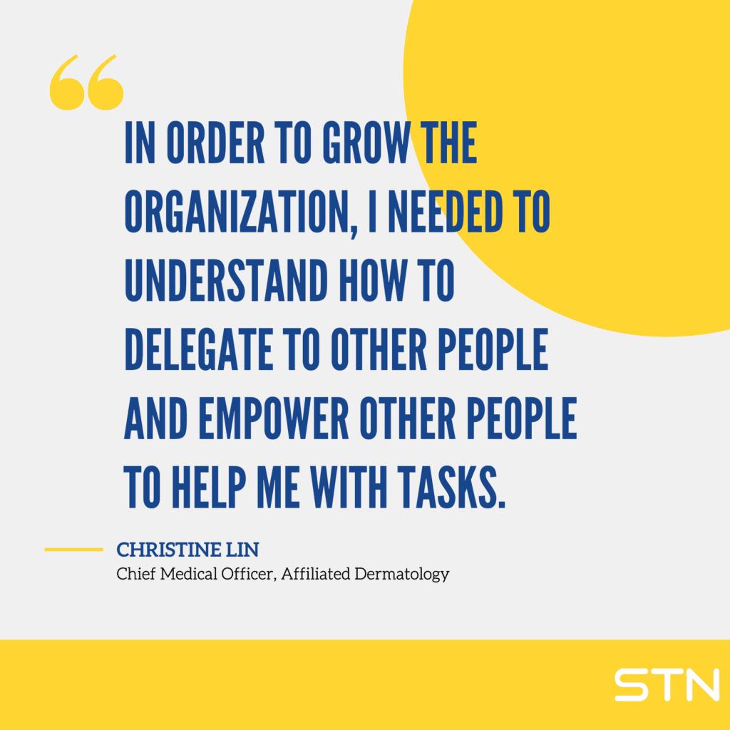 Delegate_Christine Lin Quote