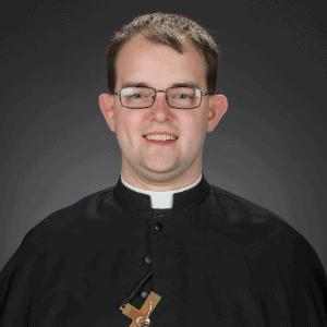 Father Dan Ponisciak, C.S.C.